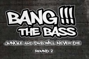 Bang The Bass! Round 2! At Vinyl Club / Lausanne